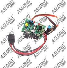 6-30V 80W PWM DC motor speed controller / it can control FDW REV