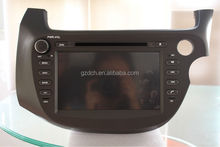 android 4.2 car dvd 3g wifi for HONDA FIT JAZZ RHD Mirrior Link WS-9456