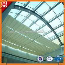 Glass Ceiling Designs , Tempered Laminated Glass for Ceiling