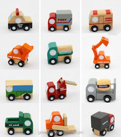 wood model car for kids wooden toy