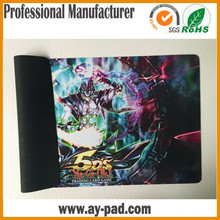AY Custom Print Design Branded Export Card game Rubber Play Mat