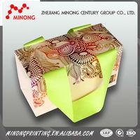 Wholesale OEM cheap screen printing paper bag