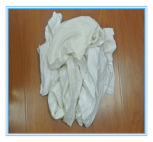 100% cotton rags for marine engineering(white used)