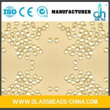 uniform well-performed 30# filler material glass beads