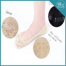 COTTON wholesale south korea fashion temperamental women lace strappy boat socks