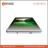 7 inch silicone case for tablet pc 2g calling phone 512mb ddr 4gb memory 3000mah battery gps bluetooth fm
