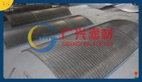 stainless steel 304 Wedge Wire Food / Beverage Applications