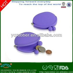 Cheap and Fashion manufacturer sheepskin coin purse