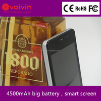 competitive price big battery smart phone factory,5.0 inch oem big battery dual sim android smartphone in America