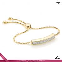 2015 Latest Design 316L Stainless Steel Bracelet Gold Plating,Fashion Stainless Steel Bracelet Manufacturer