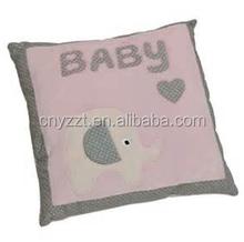 large Stuffed Plush baby Cushion / plush soft animal shape baby pillow