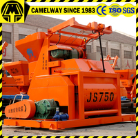 Market competitive price used portable concrete mixer for sale