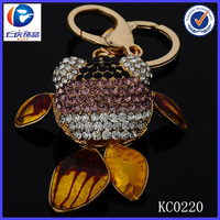 popular custom gold key fob for decoration for wholesale