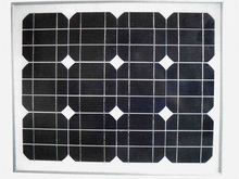 thin film 40W photovoltaic panel cell manufactures