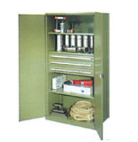 2015 RYWL hot sale heavy duty locker with central lock