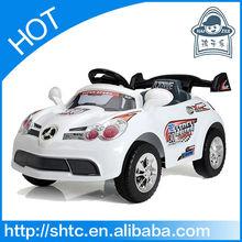 New fashion model ride-on toy car