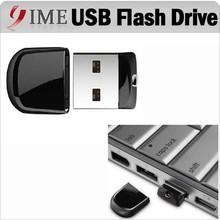 Real Capacity! Tiny USB Flash Drive Small Micro USB2.0 Memory Stick U Disk 4GB 8GB 16GB 32GB 64GB Mini Pendrive Pen Drive Gift