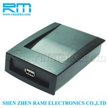 New Product factory price 13.56Mhz Rfid Reader Writer ISO 14443A with USB for access control system(provid sdk for free)