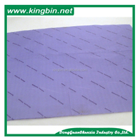 Kingbin tissue paper with company logo shoes clothing wrapping paper