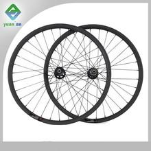 mtb 26 wheels mtb carbon wheels 26er enduro 12k matte basalt Xiamen bicycle wheel circle carbon material