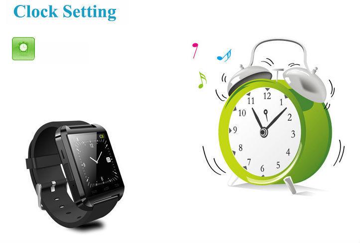 u8 smart watch cheap with camera Bluetooth smart watch