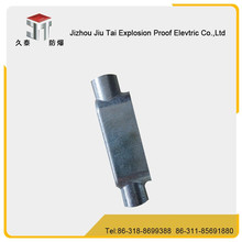 good quality hot sale IIA regions malleable iron explosion proof conduit outlet body/ threading box