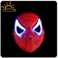 Customized Spider-man face Mask for cosplay and party