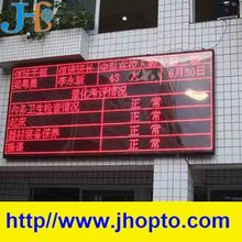 CE high resolution full color DIP p10 3 in 1 shenzhen new product led sign