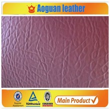 2015 animal skin pvc leather for Sofa or Shoes and faux classical channel hangbag stocklot