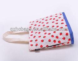 Alibaba China 2013 New Design Woman Handbag/tote bag/canvas bag
