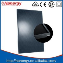 Hanergy 125w thin film solar panel manufacturers competitive price per watt solar panels