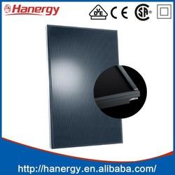Hanergy 125w thin film solar panel manufacturers competitive price per watt solar panels