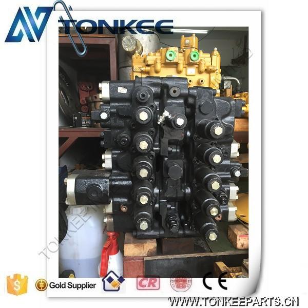 LV30V00009F1 HYSET hydraulic main control valve for KOBELCO (3).jpg