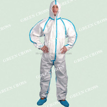 High-End Disposable Safety Overall strong liquid and particle barrier Workwear