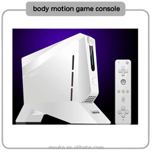 body motion android game console with camera and gamepads