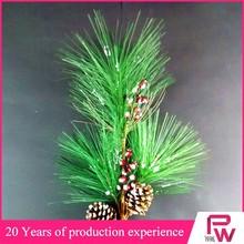 long pine needle christmas tree ornaments