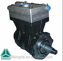 Heavy duty truck truck air conditioner brake compressor VG1560130080