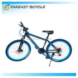 Wholesale 26 inch 21/24 speed disc brake mtb mountain bike made in chian factory