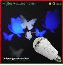 holiday time lights decoration light, led light bulb, holiday light projector