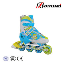 Hot sale competitive price high quality alibaba export oem children popular inline skates