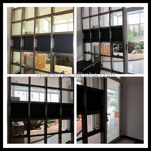 mur rideau de verre fen tres en aluminium aerofoil sun volet chine fournisseur mur rideaux id. Black Bedroom Furniture Sets. Home Design Ideas