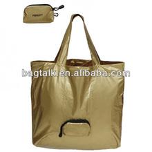 PG580 Futuramic Fordable Photo Pocket Bag Shopping Bag
