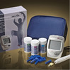 Easy Used Large LCD Multi Function Blood Glucose Cholesterol and Hemoglobin Monitoring System