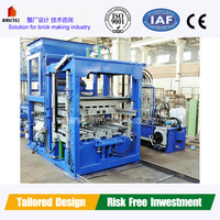 light weight aerated block line/sunite plant,semi automatic fly ash brick making machine