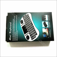 high quality Rii i8 2.4g wireless mini keyboard for android tv box