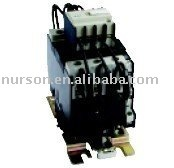 New design ac magnetic thermal contactors/reversing contactor/changeover capacitor contactor