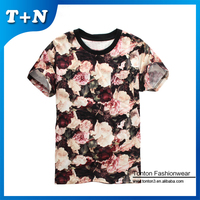 oem sublimation t-shirt , blank t shirt , design your own t shirt
