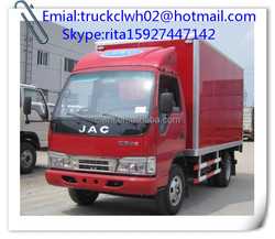 CHINA Mini Van Truck, Cargo Truck JAC, New Condition Type China Van for sale