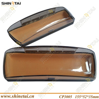 Good Sell Transparent Hard Plastic Optical Glasses Case