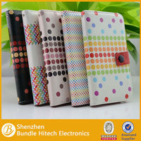 high quality pu leather for samsung galaxy note 3 cases